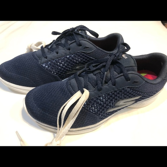 Skechers Shoes   Nwt Navy Blue